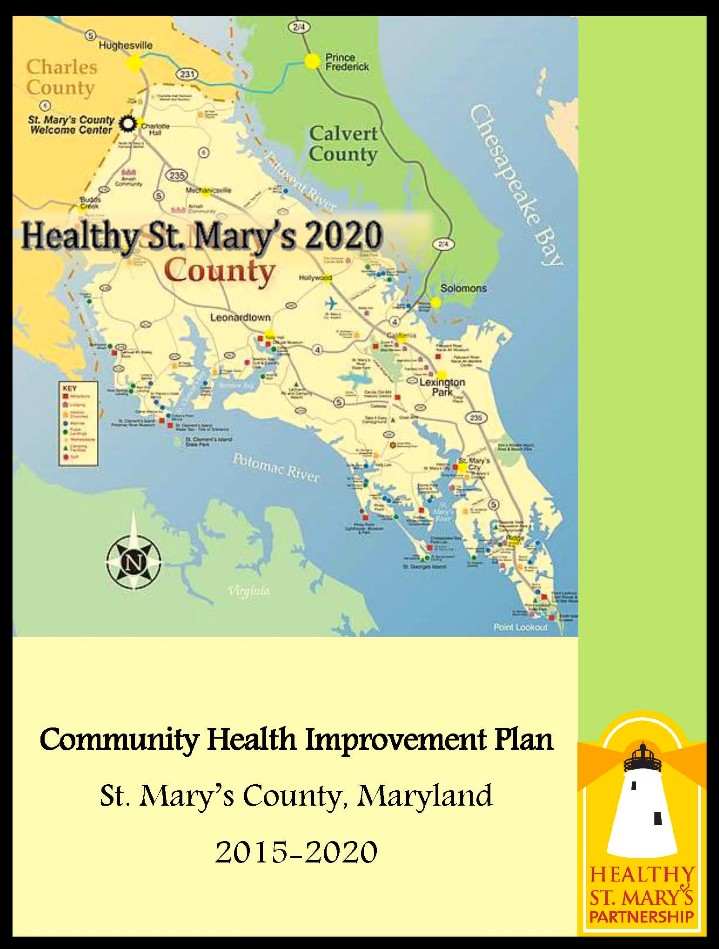 Community Health Improvement Plan St. Mary's County