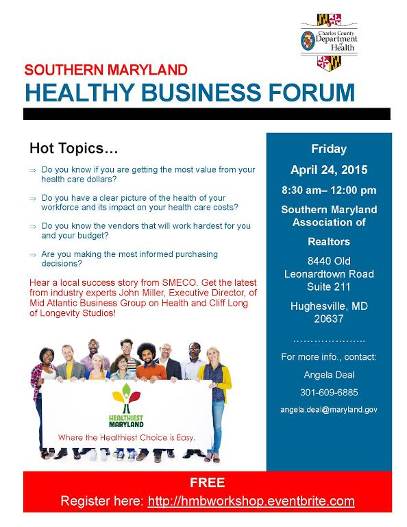 Healthy Business Forum