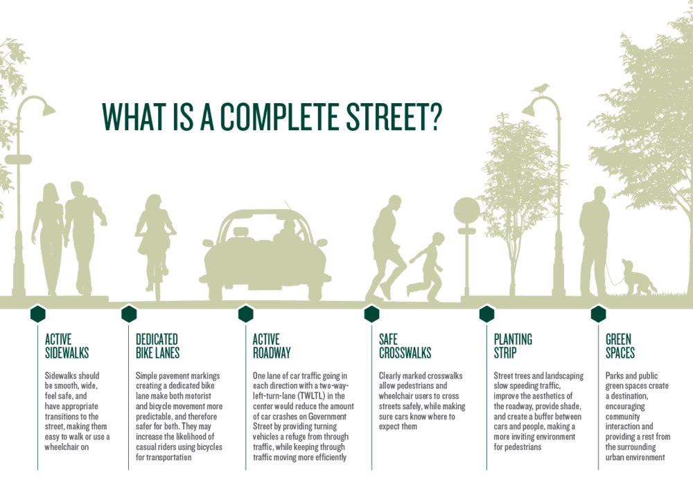 Join the Healthy Eating & Active Living team on June 28 for a Brown Bag Lunch to learn more about Complete Streets!