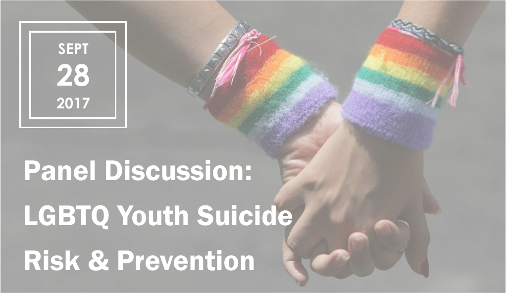 The community is invited to join the Behavioral Health Action Team for an open dialogue on suicide risk and prevention.